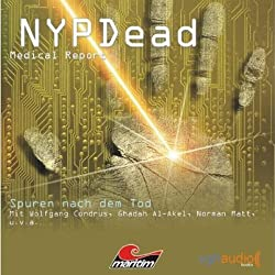 Spuren nach dem Tod (NYPDead - Medical Report 3)