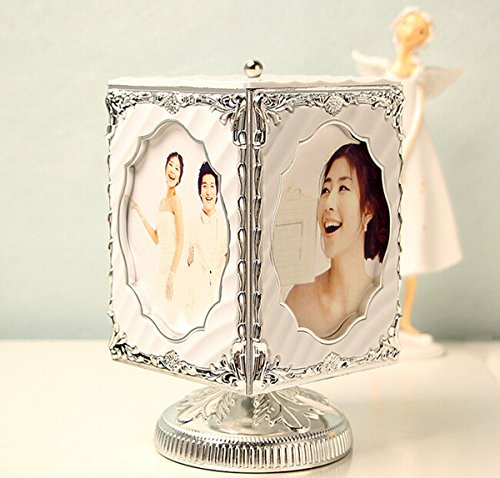 Photo Frame Musical Jewelry Box - 8