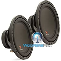 Pair of SUB P30 - Focal 12 250W RMS 500W Max Single 4-Ohm Subwoofer