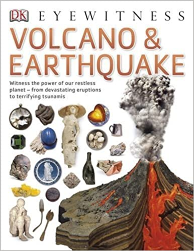 Téléchargements gratuits Kindle ebooks Volcano & Earthquake (Eyewitness) by Collectif (2014-11-03) RTF B017MYNOHM