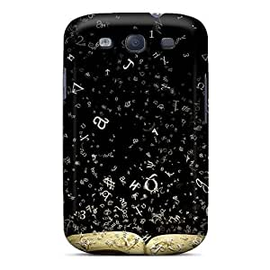 Galaxy Cases - Tpu Cases Protective For Galaxy S3- Abstract 3d by icecream design