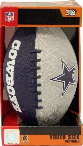 The Licensed Products Co. 715099717073 NFL Dallas Cowboys Hail Mary Football