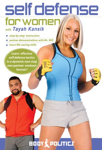 Self-Defense for Women, with Tayah Kansik: Beginner self defense classes, Personal defense technique instruction