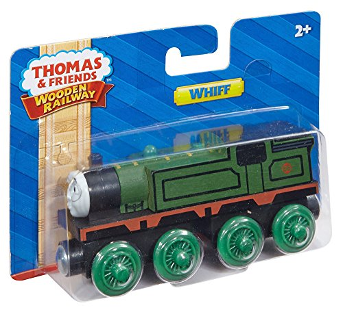 Thomas & Friends Fisher-Price Wooden Railway, Whiff by Thomas & Friends (Image #5)