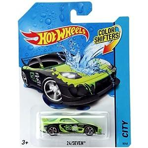 hot wheels – colour shifter...