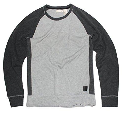 Sweaters Dkny Men Jeans - DKNY Jeans Men's Sweater Heather Grey Size XXL