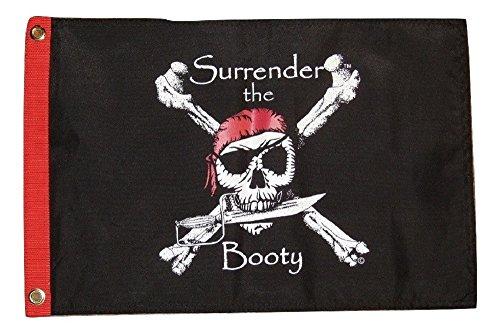 Nylon Pirate Flag - 3