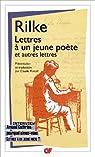 Lettres à un jeune poète, et autres lettres par Rilke