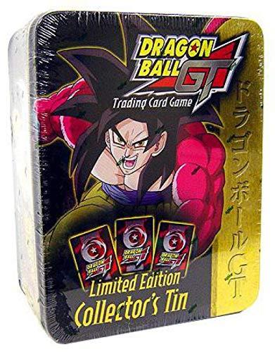 Dragon Ball Gt Baby Saga - Dragonball GT Goku Tin by SCORE