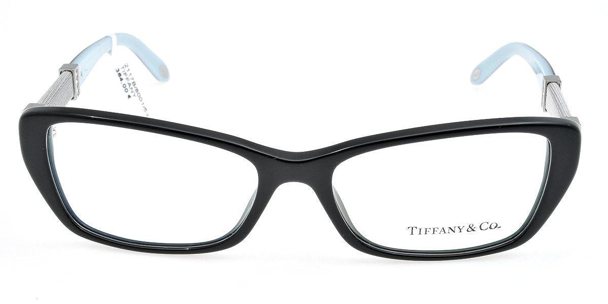 Tiffany & Co. Brillen Für Frau 2117B 8001, Black Gestell aus Metall ...