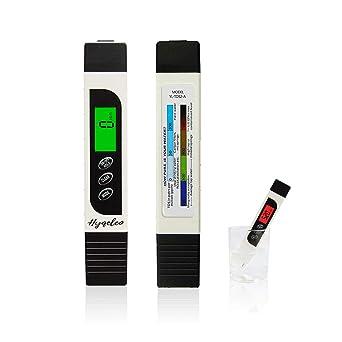 TDS Meter Digital Water Tester,TDS Meter,EC Meter/&Temperature With ATC 0-9999ppm