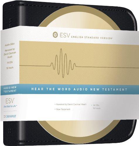 ESV Hear the Word Audio New Testament (CD)