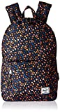 Herschel Supply Co. Classic Mid-Volume Backpack, Black Mini Floral