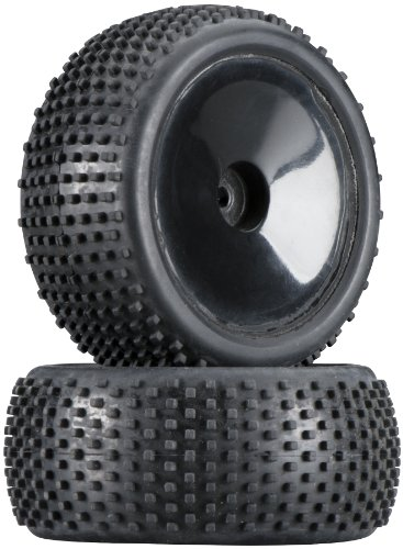 Dromida Square Block Tires/Black (City Block Tires)