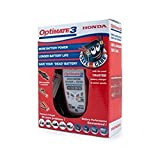 Automotive Battery Charger Best Deals - OPTIMATE 3+ Automatic 5 stage Battery charger Pro Honda