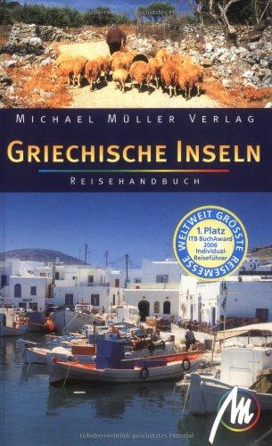 Griechische Inseln. Reisehandbuch