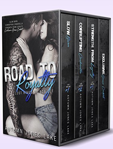 Road to Royalty (Lost Kings MC Box Set): Limited Edition Lost Kings MC Books #1 - #3 Plus Exclusive Bonus Content by [Lake, Autumn Jones]