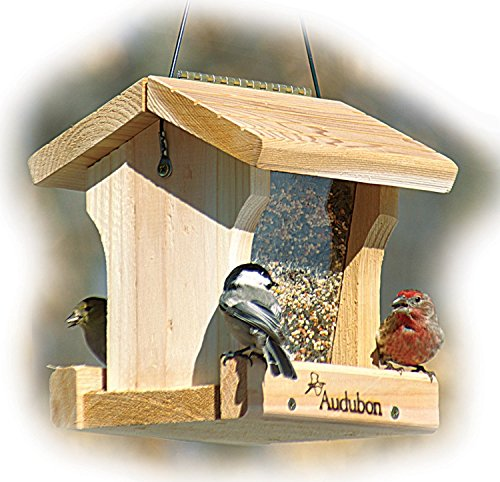 2 each: Woodlink Audubon Ranch Bird Feeder (NARANCH1) (Audubon Large Ranch)