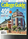 USA TODAY COLLEGE GUIDE, 2018 IN PARTNERSHIP WITH COLLEGE FACTUAL * 495 PROFILES