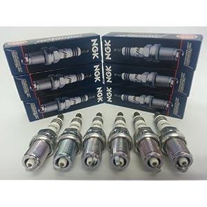 6 New NGK Iridium IX Spark Plugs LFR5AIX-11 # 4469