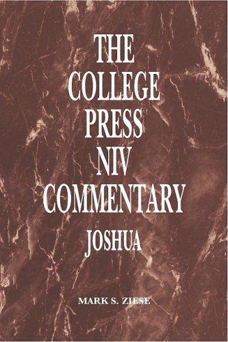 Joshua (College Press NIV Commentary) ebook