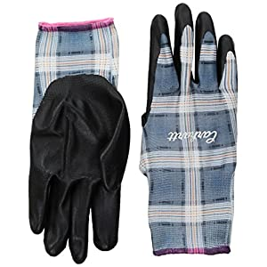 Carhartt Women's Plaid All Purpose Nitrile Grip Glove