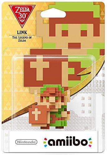 Nintendo – Figura amiibo Link 8-Bits, Serie Zelda