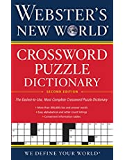 Webster's New World(TM) Crossword Puzzle Dictionary, 2nd ed.