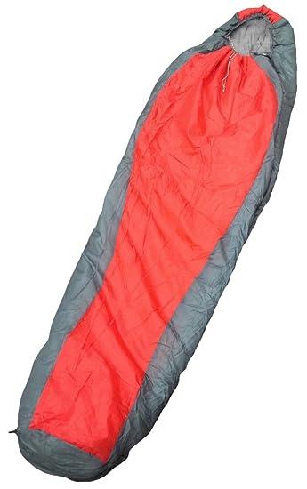 LITE PAK 20 High Peak 00103 Lite Pak 1200 Degree Sleeping Bag Red