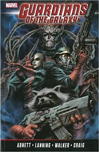 Guardians of the Galaxy Abnett Complete Collection Vol 1 Marvel Comics TPB New