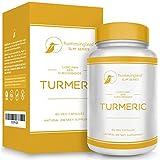 Turmeric Curcumin by Hummingleaf Nutrition