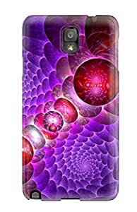 Durable Protector Case Cover With Artistic Abstract Hot Design For Galaxy Note 3