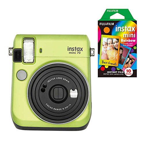 Mini 70 Parent Color and Style (Green) by Fujifilm