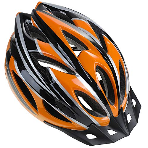 Zacro Adult Bike Helmet, CPSC Certified Cycle Helmet, Specialized for Mens Womens Safety Protection, Bonus with a Headband