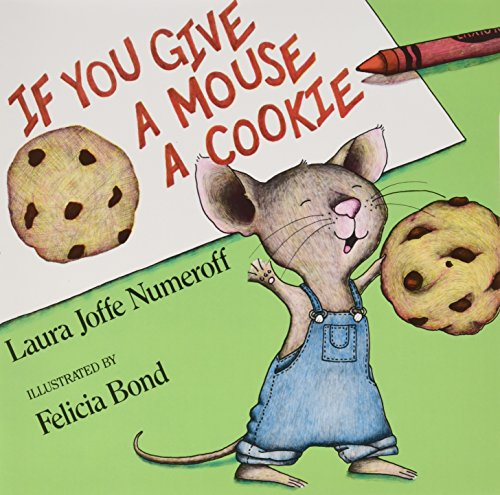 If You Give Book Pack 9 Paperback Books: If Give A Dog A Donut / If Give A Mouse A Cookie / If You Give a Cat a Cupcake / If You Give a Pig a Party / If You Give a Moose a Muffin / If You Take a Mouse to School / If You Take a Mouse to the Movies / If You Give A Pig a Pancake / Time For School Mouse