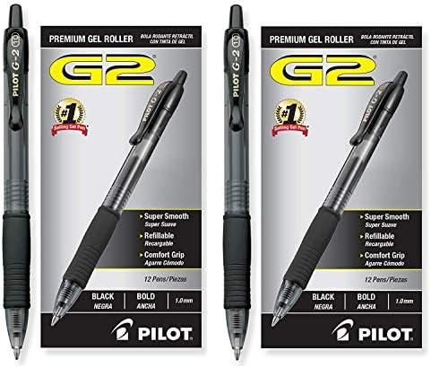 Pilot Retractable Premium Roller Black