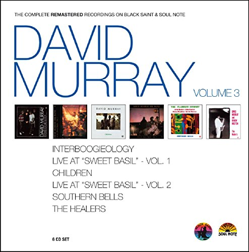 David Murray - The Complete Remastered Recordings Vol.3 ()