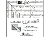 Elisa's Backporch Design EBD12 Backporch Square Me Up Ruler