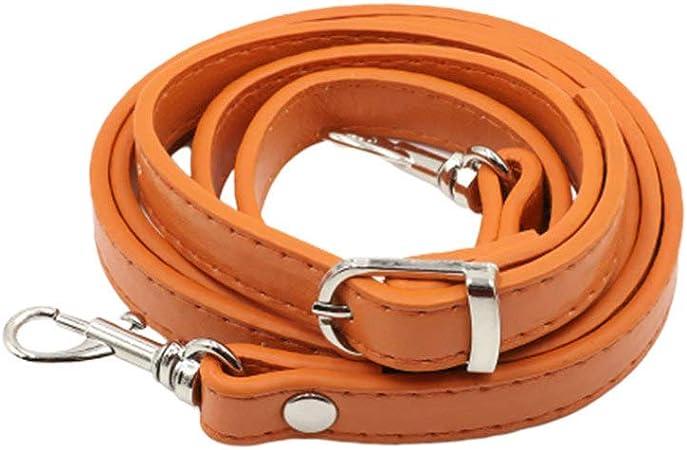 PU Leather Replacement Adjustable Bag Straps Handles Handbags Purse DIY Bag