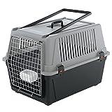 Ferplast Atlas 40 Small/Medium Dog Carrier (One Size) (Gray)