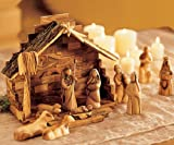 Holy Land Nativity Set - Contemporary Art