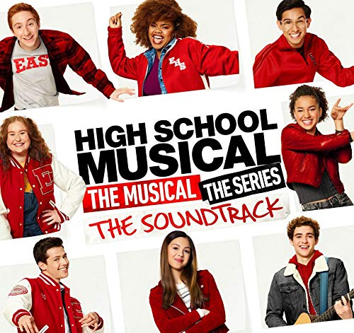 TianSW High School Musical The Musical The Series Season 1 (15inch x 14inch/37cm x 35cm) Waterproof Poster No Fading Christmas Best Gift for Children (Musical Christmas School High)