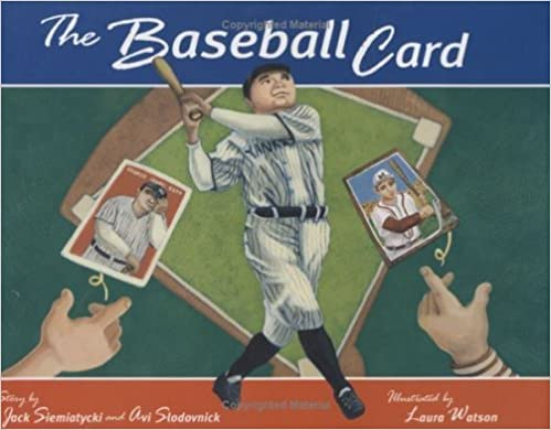 Ebook téléchargements pdf gratuitement Baseball Card, The by Jack Siemiatycki (2005-05-24) iBook