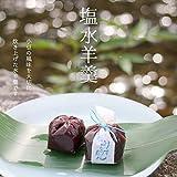 塩水羊羹(しおみずようかん) 5個入 ひとくちサイズのかわいい京都の和菓子