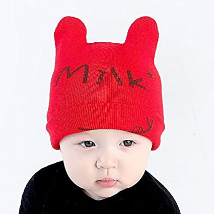 Buy Generic H0101   Baby hat cute medeling knitted turtleneck cap Baby  knitting hat Baby hats H010 Online at Low Prices in India - Amazon.in 1a024894ef4d