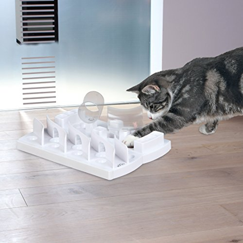 31ydu3fTAgL Trixie Pet Products Strategy Game for Cats Extension Set