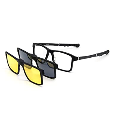 d5e9598b82 Amazon.com  Magnetic Sunglasses