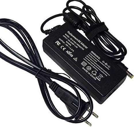 Amazon.com: Ac - Cargador de batería para Toshiba Satellite ...