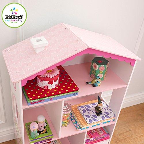 KidKraft Dollhouse Cottage Bookcase by KidKraft (Image #1)