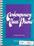 Contemporary Class Piano, Mach, Elyse, 0155134817